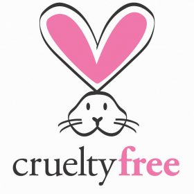 Cruelty-free PETA logo