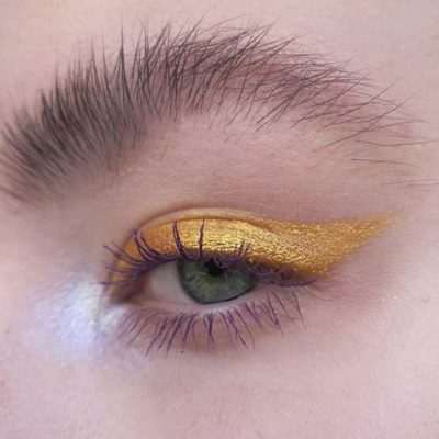 gold eyeliner oro pharaohs treasure